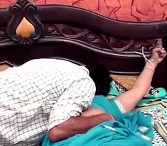 Indian Hot Aunty Forced wide of Neighbor