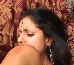 HORNY INDIAN MILF SUCKS Coupled with FUCKS YOUR COCK POV