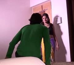 Indian Shruti Bhabhi Romance regarding Servant