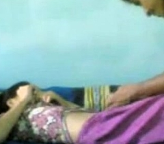 Horny Indian College Students Having Dealings