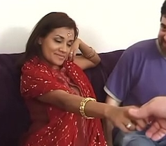 One Indian Lady for 2 US Cocks!!!