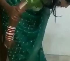 Telugu lanja fucking around feigning