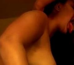 cuckold wed sucks AlphaMale in hotel