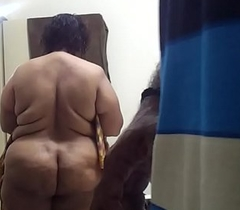 wife check up on shower 2