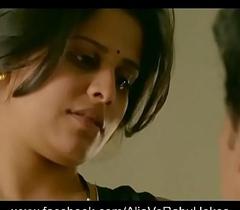 Desi Aunty (Bhabhi) Having Sex With Little shaver