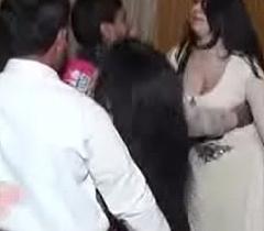 Exotic Sxy N Hot Dacne In Wedding Party