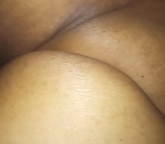 My Celebrity Doom Wife showing her luscious jugs and titanic ass