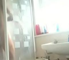 Indian teen Explicit bath Hidden Cam