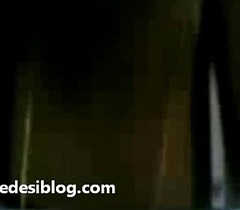 Desi Indian Youthful Girl Fellow-feeling a amour In Auto MMS Scandal Video