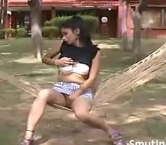 Dispirited Indian Cousin Filmed Naked