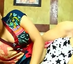 Indian Maid Enticed Softcore