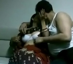 Indian desi tie the knot in saree fucking Cut corners in house