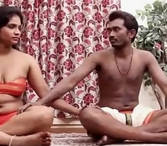 Indian Couple'_s Sensual Yoga Hot Lovemaking Video [HD] - PORNMELA.COM