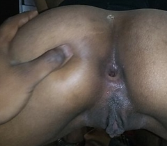 Indian Ecumenical Ass fucked