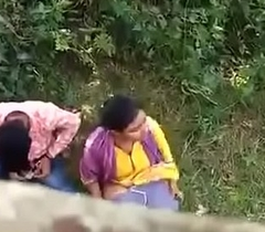 Indian couple putrefacient on hidden camera