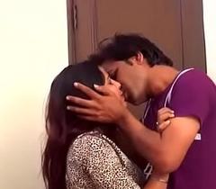 Indian Boyfriend Girlfriend Romance - Nipple Step