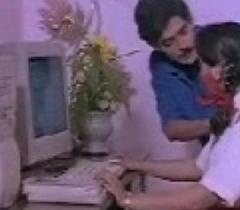 Indian Unladylike mallu hither Computer Teacher south desi