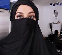 Domineer Arabic Teen Cracks The brush Religion POV