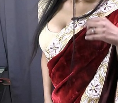 Indian Bhabhi Lily A Desi White women