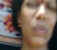 telugu bhabhi shacking up hard