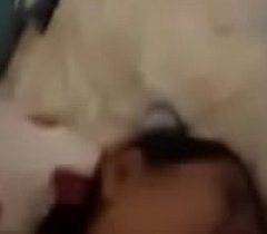 Indian fat auntie gets fucked by their way daughter and pussy show.