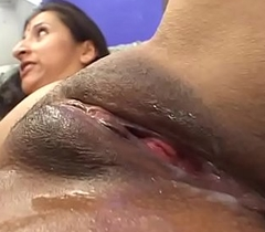 Threesome Hardcore Indian Fucking Mature Floozy Pussy Nailed