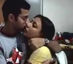 Indian Fastener on their Honeymoon